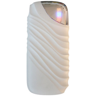 Callmate brand Wave Power Bank 13000 mAh - White