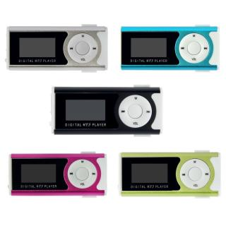 Alphora Smart  Digital WIth FM Premium Quality MP3 Player With Earphone (Multi Colors)