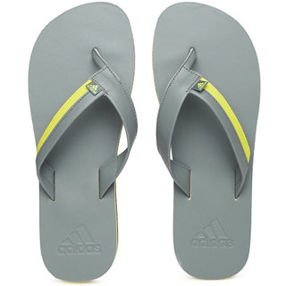 c6178cd1038 Adidas Brizo Grey Yellow Slippers For Men s Best Deals With Price ...