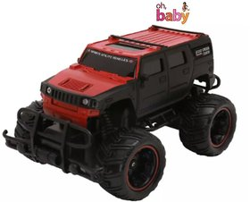 OH BABY Scale Off Road Passion Remote Control Racing Truck Toy For Kids - Multicolour/Assorted Models SE-ET-61