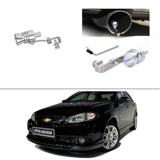 AutoStark Turbo Sound Whistle Exhaust Pipe Blowoff Valve Simulator For Chevrolet Optra Magnum