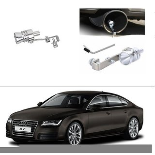 AutoStark Turbo Sound Whistle Exhaust Pipe Blowoff Valve Simulator For Audi A7