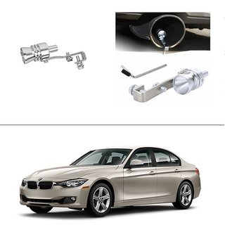 AutoStark Turbo Sound Whistle Exhaust Pipe Blowoff Valve Simulator For BMW 3-Series