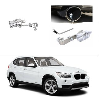 AutoStark Turbo Sound Whistle Exhaust Pipe Blowoff Valve Simulator For BMW X-1