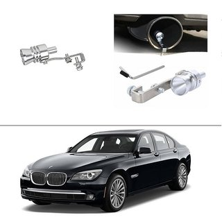 AutoStark Turbo Sound Whistle Exhaust Pipe Blowoff Valve Simulator For BMW 5-Series Old