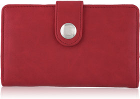 Fantosy Red Women Wallet