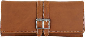 Fantosy Tan Women Wallet