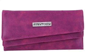 Fantosy Purple Women Wallet