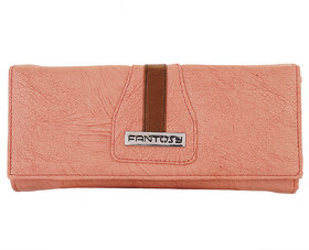 Fantosy Orange Women Wallet