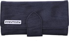 Fantosy Black  Women'S Wallet