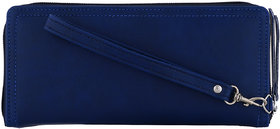 Fantosy Blue Women Wallet