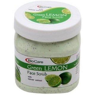 BioCare Green Lemon Face Scrub
