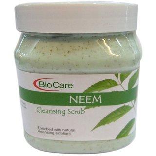 BioCare Neem Cleansing Scrub