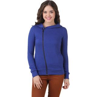 Texco Winter Cotton Polyster Fleece Hooded Stylest Jacket