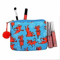 The Crazy Me My Pet My Best Friend Make Up/Coin Pouch