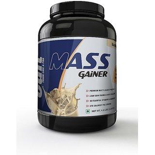 Cult Supplements Mass Gainer 4.8 lbs Vanilla