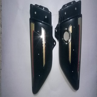 ORIGINAL SIDE PANELS SET FOR RX135  4S BLACK COLOUR BIKE