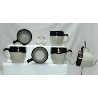 Tea cups set , flow design
