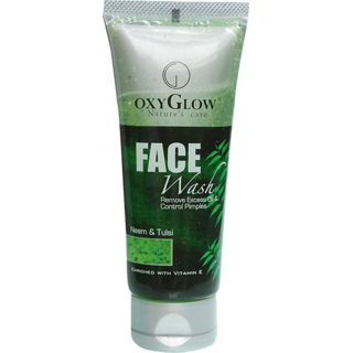 Oxyglow Neem Tulsi Face Wash