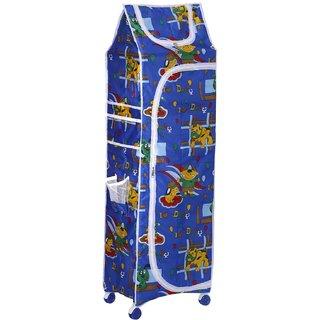 ae47478b29 Buy baba ji enterprises kids almirah 6 shelves supreme deluxe Online ...