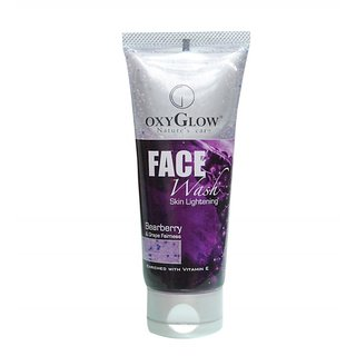 Oxyglow Bearbary Face Wash