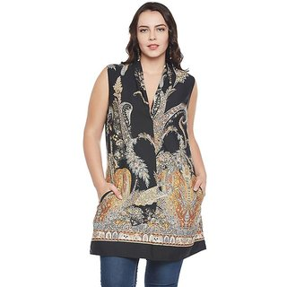 79723df3bf8 Buy Oxolloxo Printed Plus Size Tunic Online   ₹899 from ShopClues