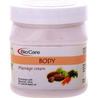 BioCare Body Massage Cream