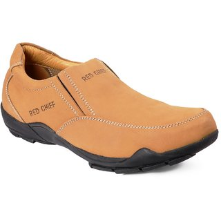 3a7a4dd247 Buy Red Chief Rust Men Casual Leather Shoes (RC3432 022) Online ...