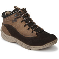 Red Chief Tan Lace Up Casual Boots