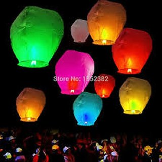 CANDLE BALLOON PACK OF 10