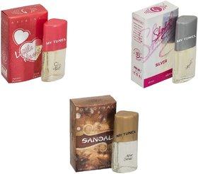 little Heart-Sandel-Sharlin silver perfume