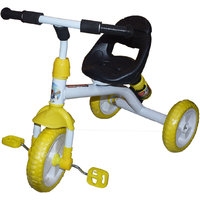 Bluday Make In India Tricycle For Kids 1 To 4 Years - Y