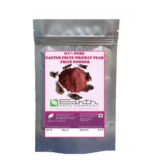 CACTUS FRUIT POWDER / PRICKLY PEAR FRUIT POWDER - 100 GRAM