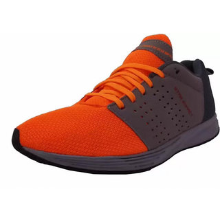 SEGA Star Impact Orange Running Shoes