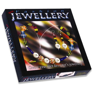 Ekta Fashion Jewelry Kit For Kid Girls 8 Years Birthday Gift