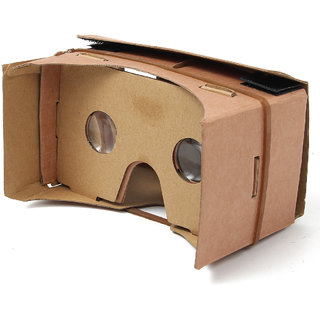 VR Mobile Phone 3D Glasses For 5.0inch Screen phone