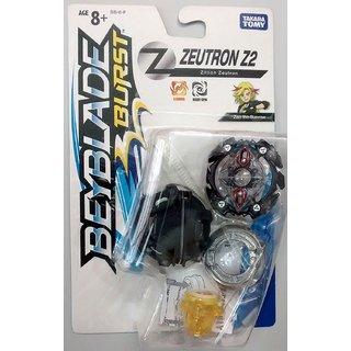 Funskool Beyblade Burst (Zeutron Z2 Zillion Zeutron Zac The Sunrise)