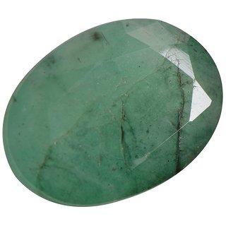 Setnacreations 8.2 Cts Certified Natural Emerald (Panna) Loose Gemstone