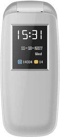 IKall K3312 Grey 18 Inch Dual Sim Bis Certified Made In India Multimedia Mobile Phone