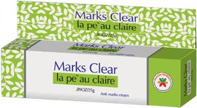 Marks clear cream for spot reduction  scar removal