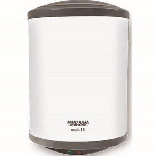 Maharaja Whiteline Aquis WH-146 15-Litre Water Heater (White) CMF-5200000482