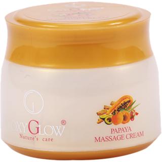 Oxyglow Papaya massage cream 200g