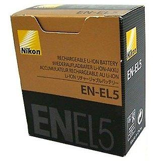 Nikon EN EL5 Rechargeable Li ion Battery For Nikon D7000,D7100,D800E,D600,+ Warranty Battery