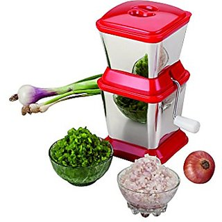 Stainless Steel Onion And Vegetable Chopper / Nut Chilly Cutter