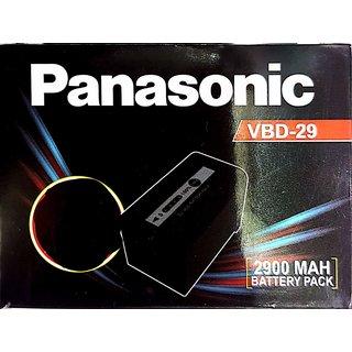 PANASONIC VW-VBD29 Camcorder Battery for VW-VBD29, Fit PANASONIC HDC-MDH2GK