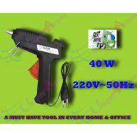 40 W Brand New Hot Melt Glue Gun With FREE 1 High Quality Big Size Glue Stick