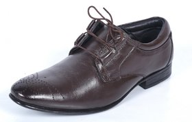 Amore Men's 100% Pure Leather Formal Shoe