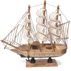 Passat Tall Ship Detailed Wooden Model Nautical Home Decor Showpiece