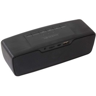 Callmate S205Mini Bluetooth Speaker - Black