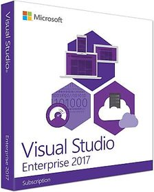 Visual Studio 2017 Enterprise Digital Delivery by email with download link